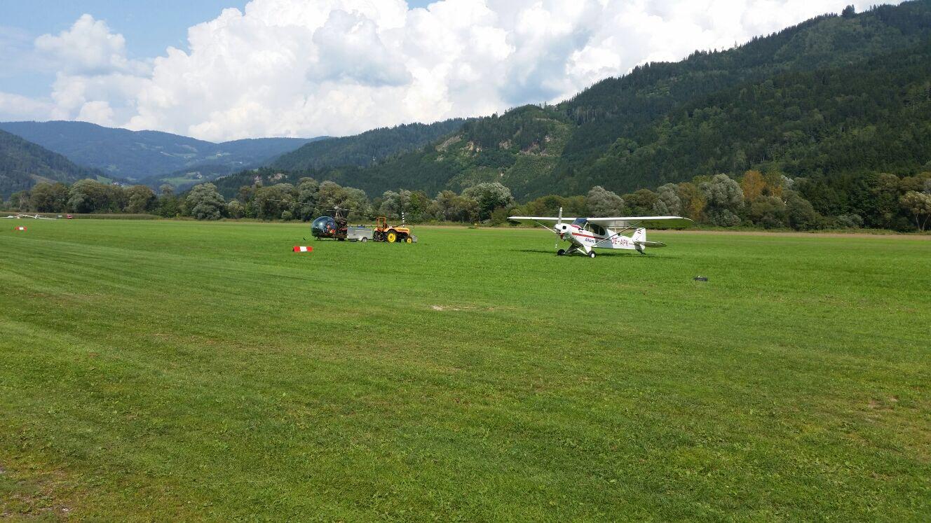 Flugsportclub Klagenfurt, Fliegen lernen
